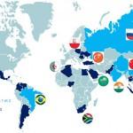 18 pays champions de la croissance sur les  marchés prioritaires de la santé d'ici 2019