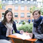 Deux jeunes chercheuses de l'ESPCI récompensées par une bourse L'Oréal-Unesco