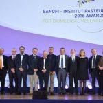 4ème édition des Prix Sanofi-Institut Pasteur pour la recherche biomédicale