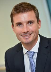 Laurent Audoly,directeur R&D de Pierre Fabre Médicament
