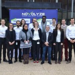 Novolyze inaugure ses nouveaux locaux près de Dijon