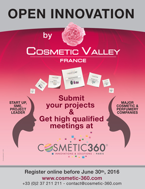 Cosmetic valley 2016
