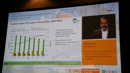 Dépistage de la tuberculose chez les migrants de l UE/EEA - Teymur Noori