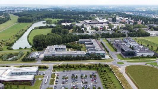 Centre de R&D d'Ipsen aux Ulis