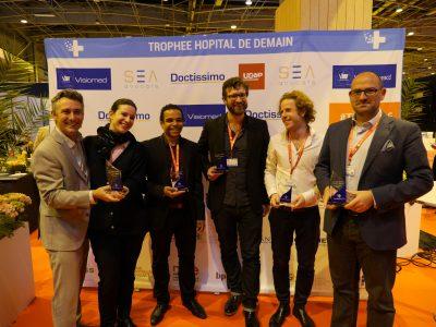 Lauréats du concours