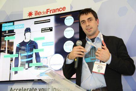 Pierre Frouin, fondateur et directeur de Bioserenity @Thérèse Bouveret