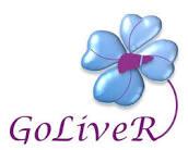 Logo GO LIVER