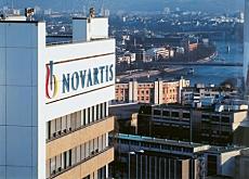 Novartis à Shanghai