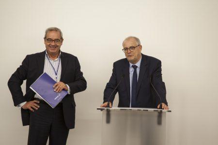 Pascal Picq et Christian Lajoux