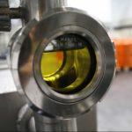 technologie de distillation moléculaire sous vide poussé.