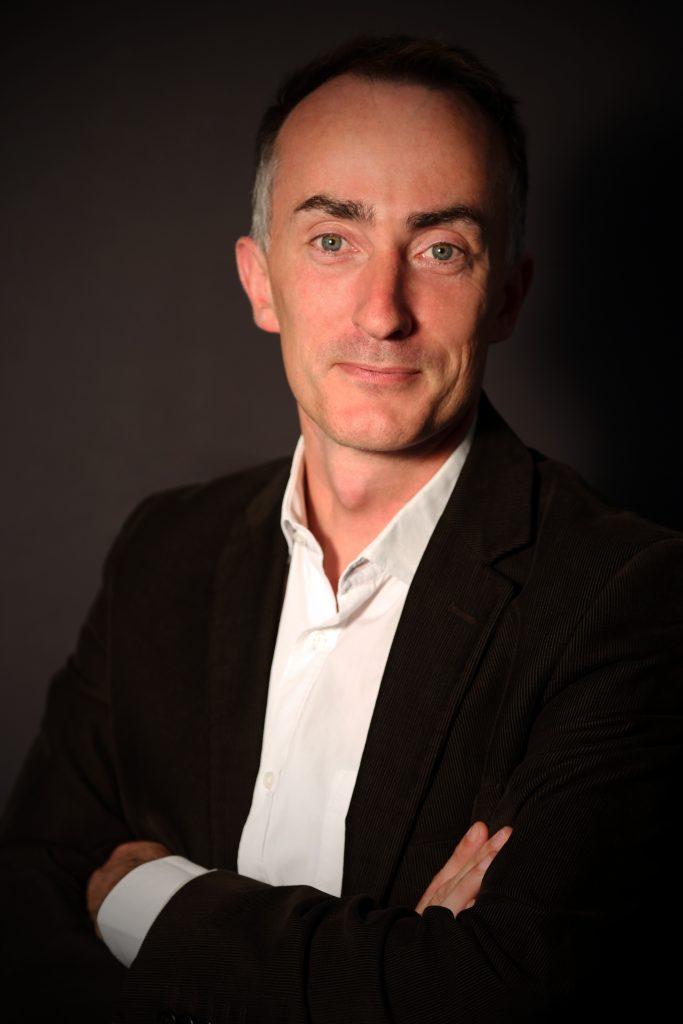 Etienne Vervaecke, directeur du Par Eurasanté Lille et du pôle NSL- photo Maxime Dufour