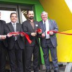 Ynsect inaugure son unité de démonstration technologique et commerciale à Dole