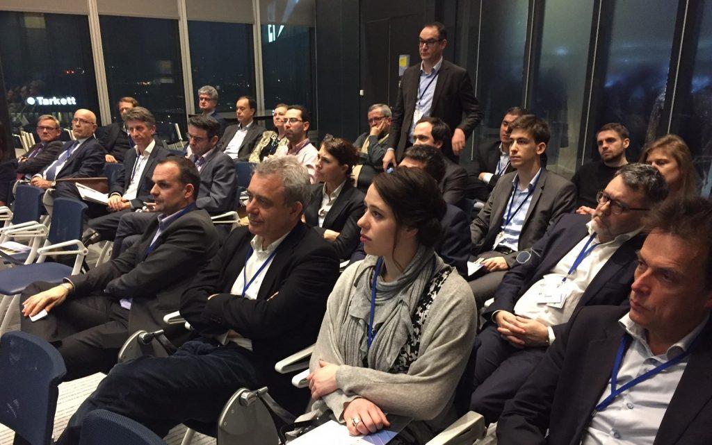 Soirée Club Cleantech AFIC et EY le 10 mars (crédit Demeter Partners)