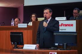 Pascal Lorot, président du comité Choiseul