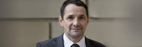 Thierry Mandon, secrétaire d'Etat à l'Enseignement supérieur et à la Recherche