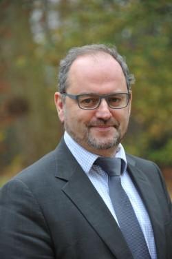 Thierry Stadler, président du pôle IAR