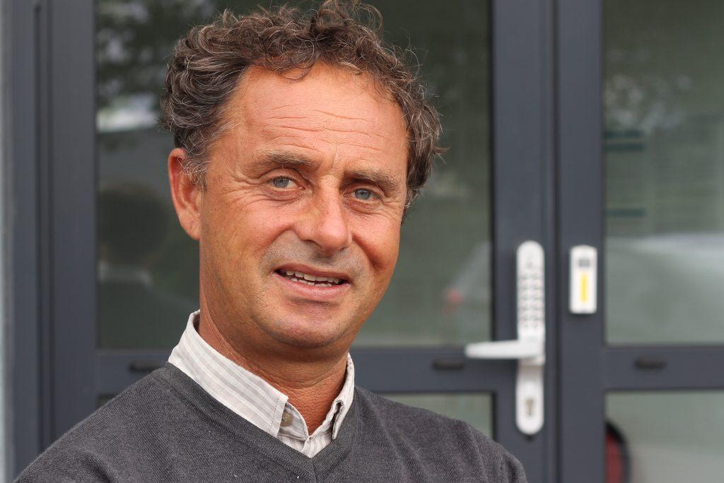Gildas Breton, directeur scientifique de Polaris - crédit Th. Bouveret