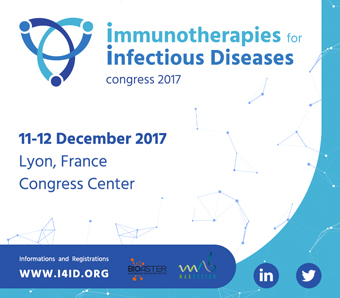 Immunotherapies for infectious deseases