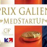 Prix Galien MedStartUp 2017