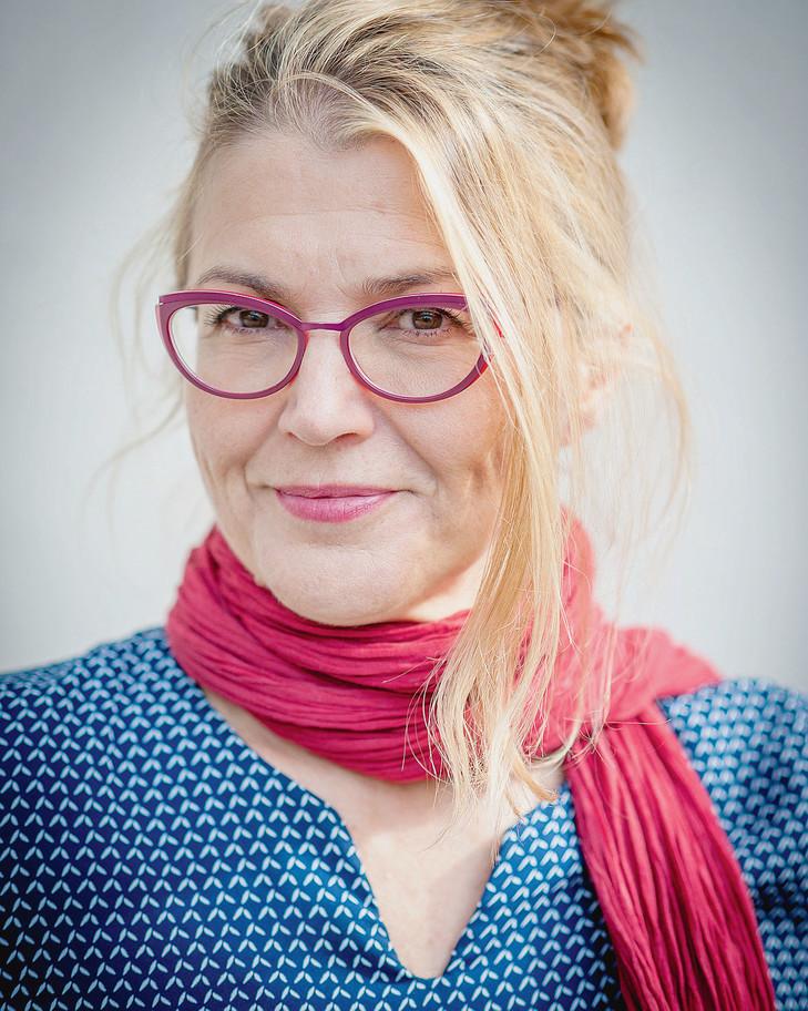 Nathalie Gontard, photo Bertrand Nicolas/Inra