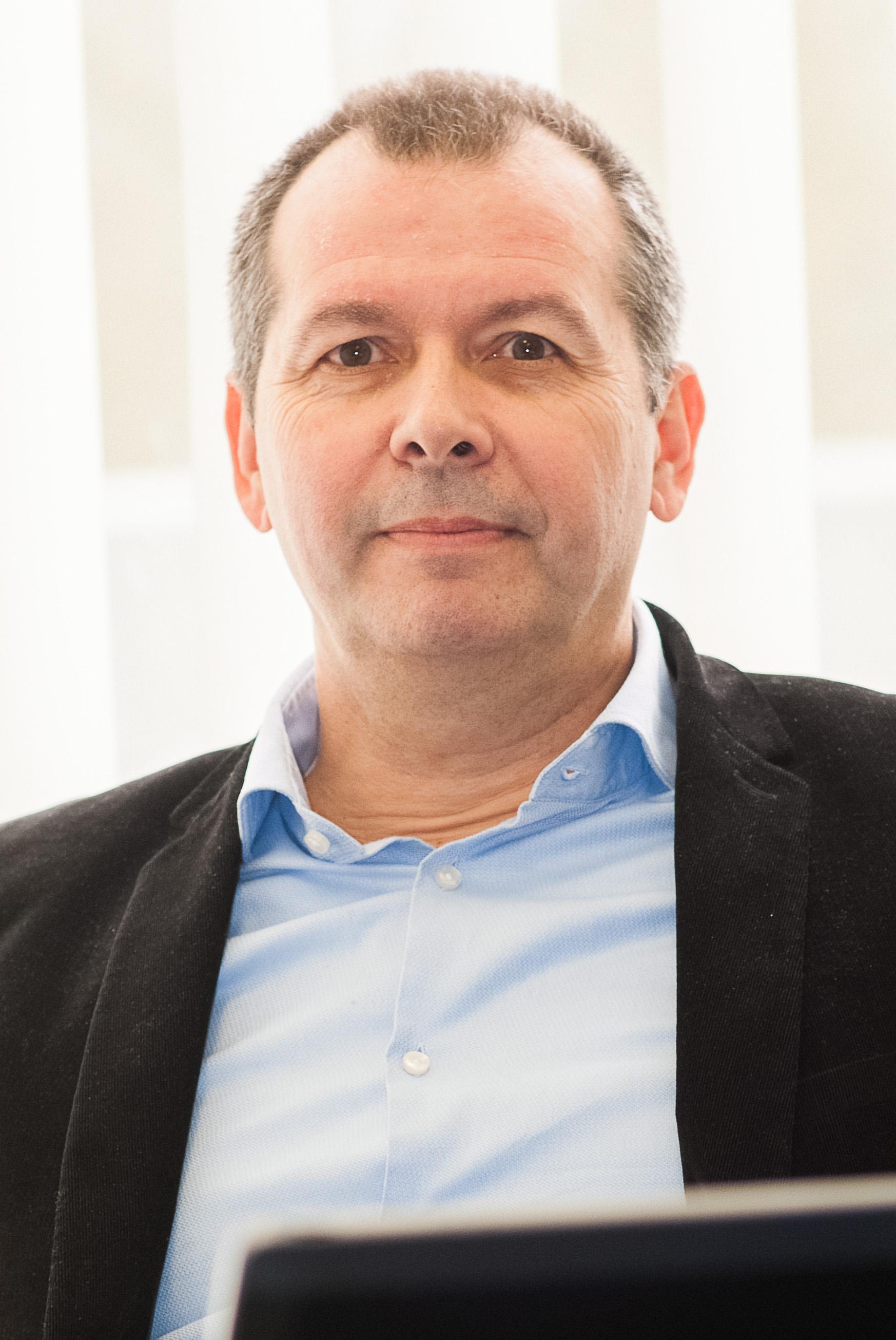 Dr Jean-Yves Bonnefoy, Président et CEO d'Alms-Therapeutics et d'Anagenesis