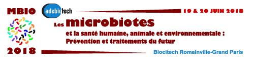 Microbiotes 2018