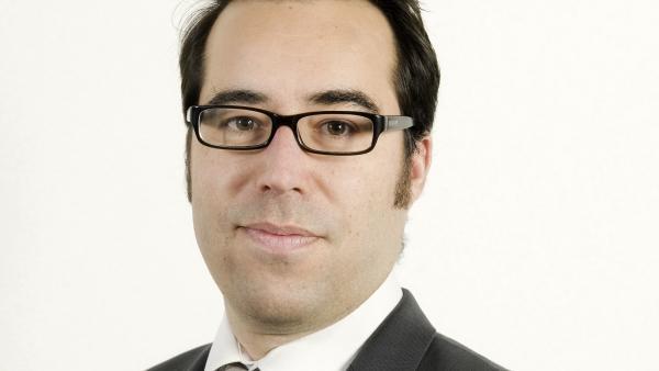 Philippe Villain-Guillot, PDG de Nosopharm, qui vient de lever 2,6 M pour développer une nouvelle classe d'antibiotiques