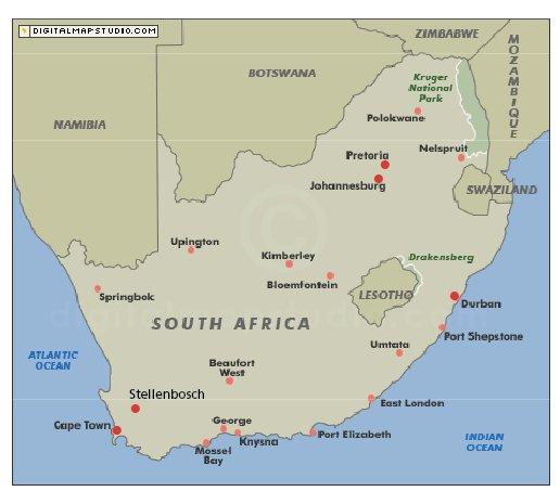 L'Afrique du Sud : le partenaire du développement des solutions de santé pour l'Afrique ?