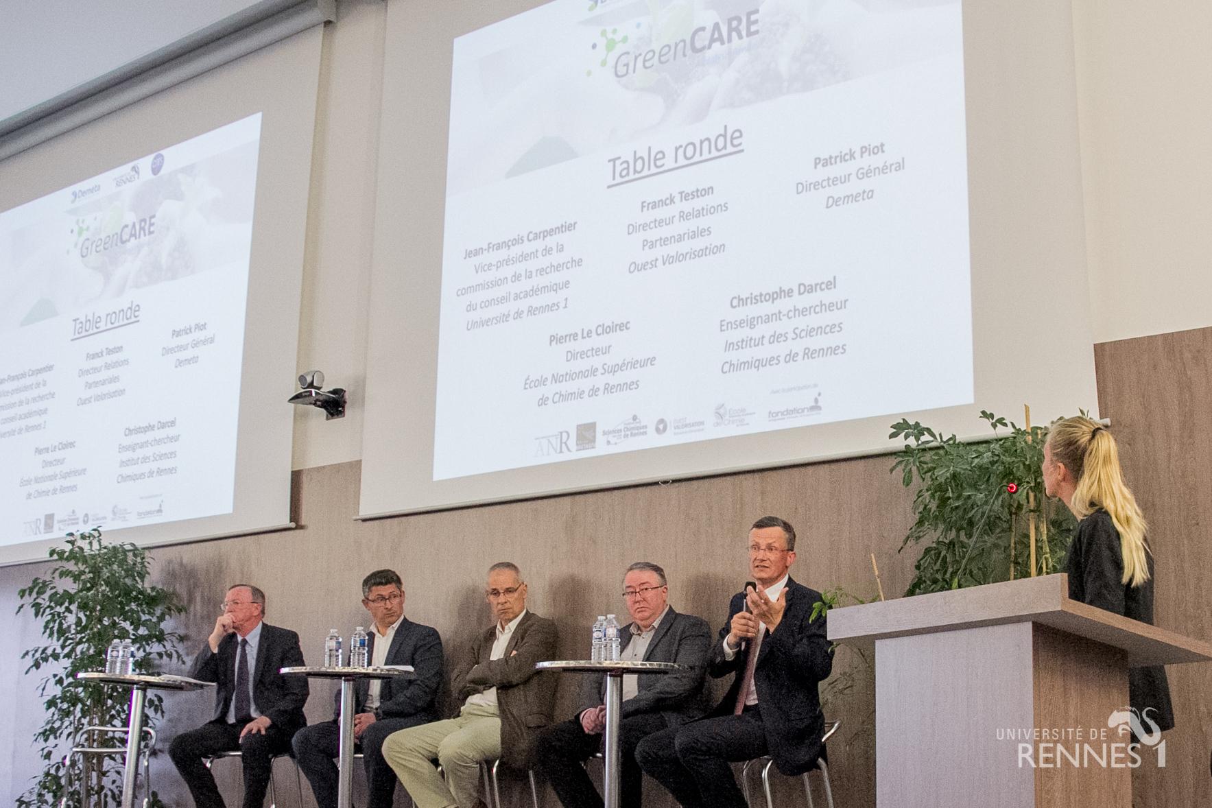 Inauguration Lab Com GreenCare
